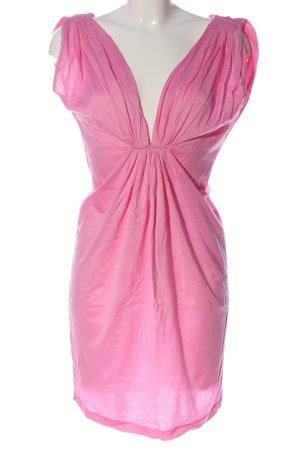 Designers remix collection Robe courte rose élégant