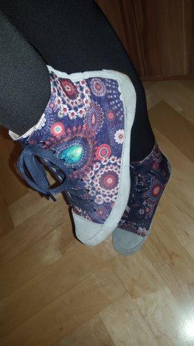 *DESIGUAL* 40 Wildleder Schuhe