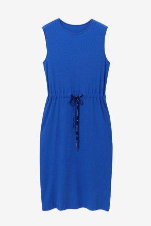 Desigual Ärmelloses Kleid in Blau Gr. S Neu mit Etikett