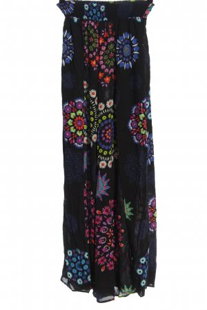 Desigual Baggy Pants allover print casual look