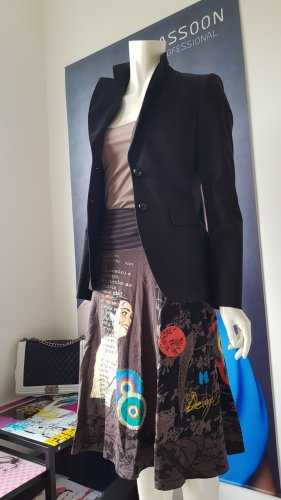 Benetton Klassischer Blazer noir