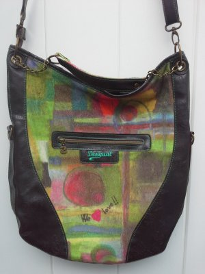 Desigual-Beutel-Tasche
