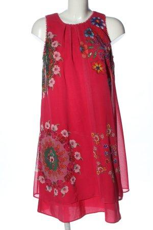 Desigual Chiffon jurk prints met een thema casual uitstraling