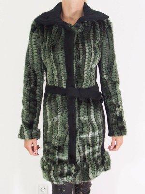 Desigual Damen Mantel Gr 36 Women Long Coat Size 36 UPV 200€