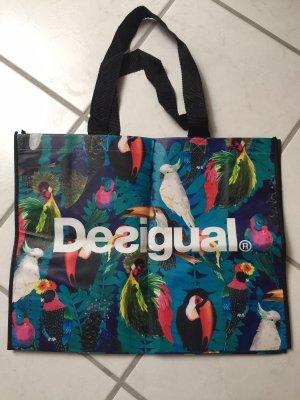 Desigual Burlap Bag multicolored