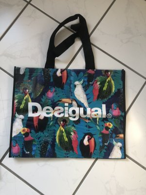 Desigual Burlap Bag multicolored
