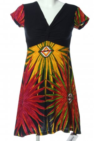 Desigual Empire Dress graphic pattern casual look