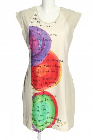 Desigual Etuikleid Motivdruck Party-Look