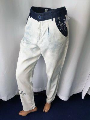 Desigual Exotik Jeans Batic Gr. 28 S Lyocell Neu mit Etikett!