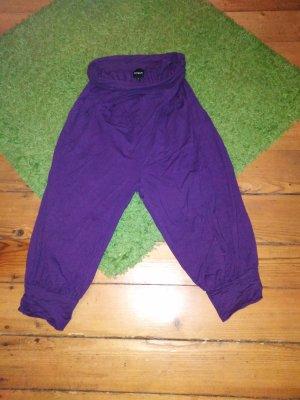 Desigual Pantalone alla turca lilla