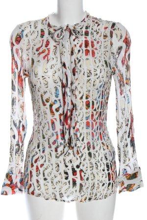 Desigual Koszulowa bluzka Na całej powierzchni W stylu casual
