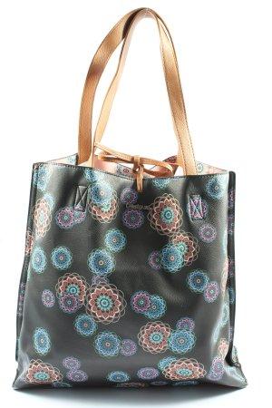 Desigual Shopper abstraktes Muster Casual-Look