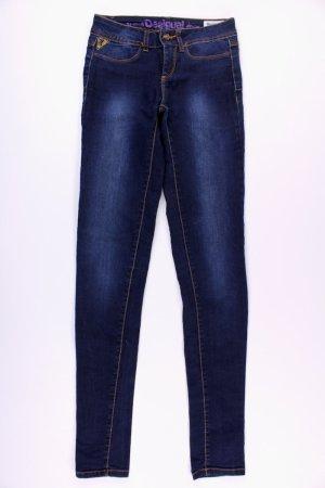 Desigual Jeans blau Größe 24