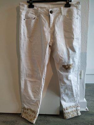 Desigual 3/4-jeans veelkleurig