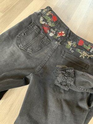 Desigual Jeans elasticizzati multicolore