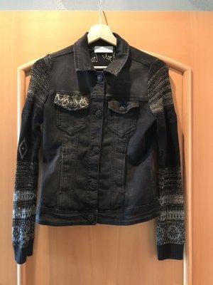 Desigual Jeansjacke mit schönen Details