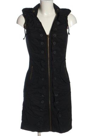 Desigual Hooded Dress black casual look