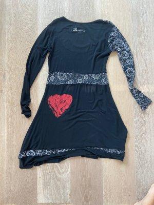 desiqual Longsleeve Dress black