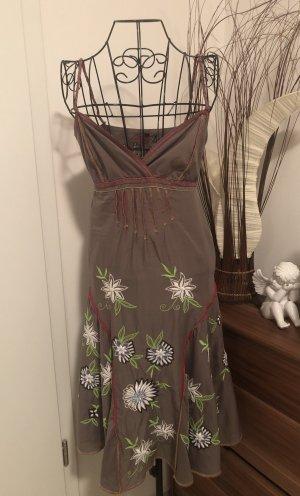 Desigual Kleid mit Stickerei /Gr.XS