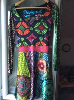 Desigual Kleid - we Love wallpaper edition