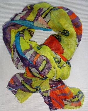 Desigual Pañoleta multicolor Poliéster