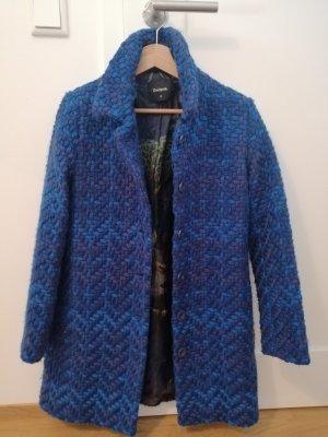 Desigual Giacca di lana multicolore