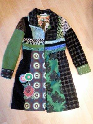 Desigual Frock Coat multicolored