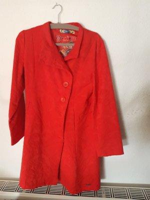 Desigual Mantel mit Muster, Größe 42