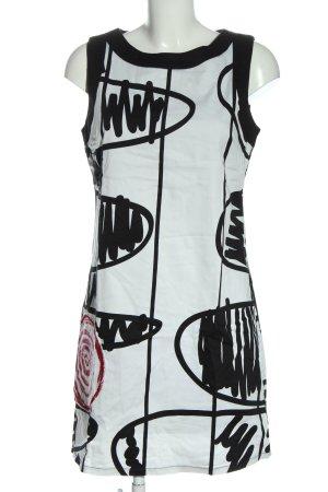 Desigual Robe courte motif abstrait style décontracté