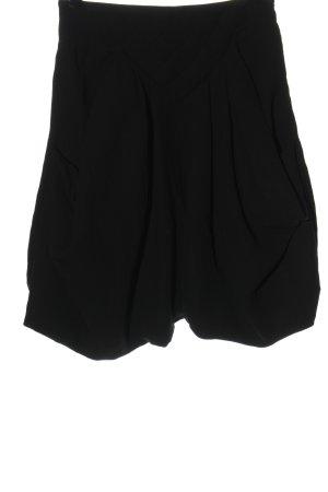 Desigual Minifalda negro look casual