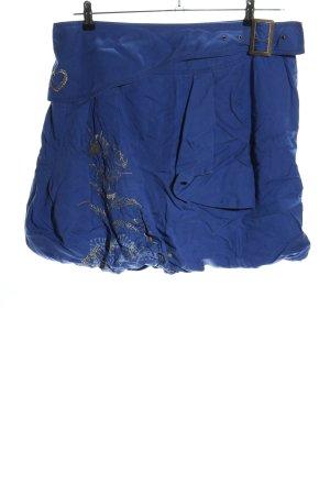 Desigual Minirock blau Casual-Look