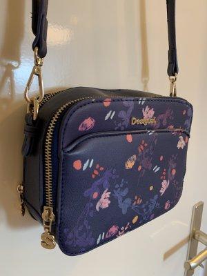 Desigual Crossbody bag dark blue