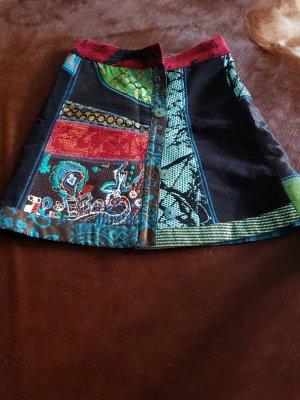 Desigual Mini-jupe multicolore