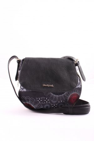Desigual Schultertasche grafisches Muster Casual-Look