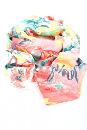 Desigual Shoulder Scarf allover print casual look