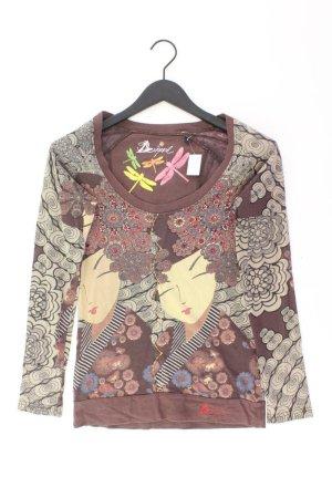 Desigual Shirt braun Größe S