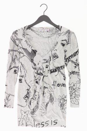 Desigual Shirt grau Größe S