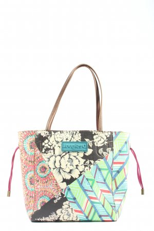 Desigual Shopper Blumenmuster Casual-Look