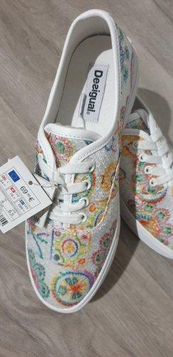 Desigual Slip-on Sneakers white