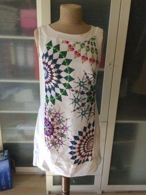 Desigual Sommer Kleid Print Gr. 40