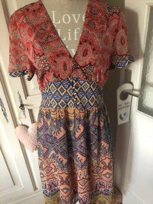 Desigual Sommerkleid Ibiza Style neu tolle Farben 149€