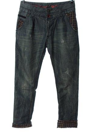 Desigual Jeans slim fit blu stile casual