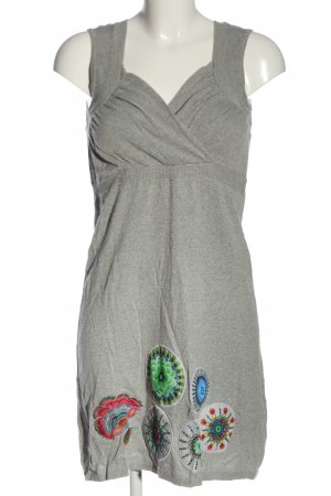 Desigual Strickkleid meliert Casual-Look