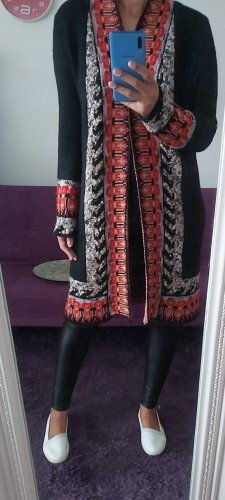 Desigual by Christian Lacroix Knitted Coat black