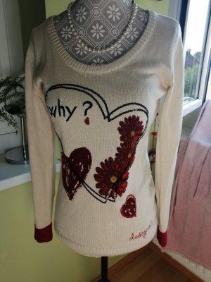 Desigual Strickpullover Pullover gr M