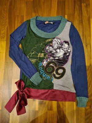 Desigual Sweat Shirt multicolored cotton