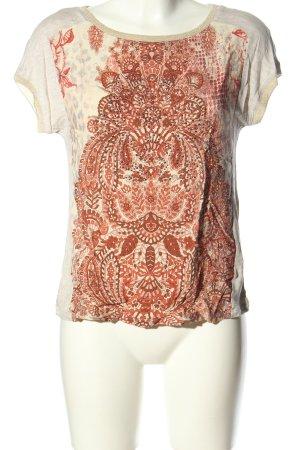 Desigual T-Shirt Leomuster Casual-Look