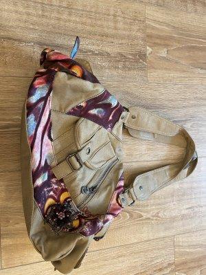 Desigual Tasche mit Brosche