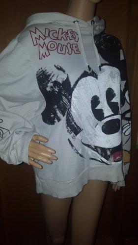 *DESIGUAL* TOP! M Pullover Hoodie 90% Baumw. Disney