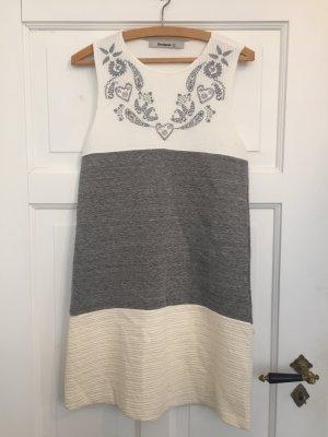 Desigual Vestito di lana multicolore Cotone